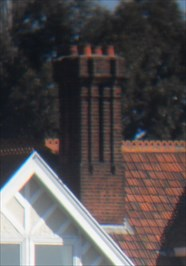 ...four flues in one stack.