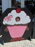 Image for Cupcake Cutout at SugarHigh Bakery - Frankenmuth, Michigan