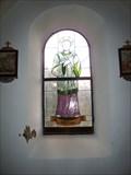 Image for Glasfenster Sinnesbrunn - Tarrenz, Tirol, Austria