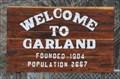 Image for Garland, Utah - Population 2667