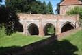 Image for Four-arched Bridge, Hedingham Castle, Castle Hedingham, Essex.