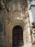 Image for Portal da igreja do convento de cristo-Tomar