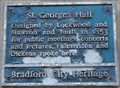 Image for St. George's Hall - Bradford, UK