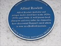 Image for Alfred Rowlett - St Neots Road, Eaton Ford, St Neots, Cambridgeshire, UK
