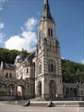 Image for La basilique du Bois Chenu-Greux-Lorraine-France