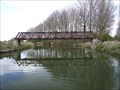 Image for Elton footbridge crossing the River Nene