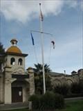 Image for Joshua Hendy Iron Works Nautical Flagpole - Sunnyvale, CA