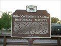 Image for MID-CONTINENT RAILWAY HISTORICAL SOCIETY