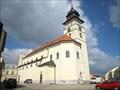 Image for kostel sv. Jana Krtitele - Pocátky, okres Pelhrimov, CZ