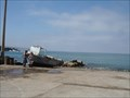 Image for Ericeira's fishing boat ramp