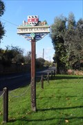Image for Village Sign on the Village Green, Layer-de-la-Haye, Essex. CO2 0DS.