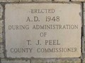 Image for 1948 - Community Building - Montgomery, Texas