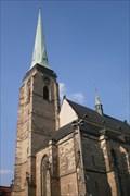 Image for Tower of St. Bartholomew Cathedral / Vež katedrály sv.Bartlomeje (Plzen)