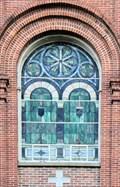 Image for United Methodist Church Windows - Millersburg, OH