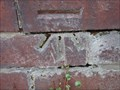 Image for Cut bench mark on private house, Devonshire Terrace, King Street, Colyton, Devon.