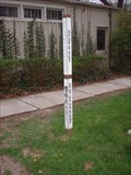 Image for St. Paul's Episcopal Church Peace Pole