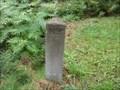 Image for NY Boundary marker at Hakes Rd