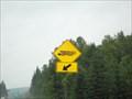 Image for Passage des camions à bois - Autoroute 117 Quebec