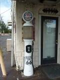 Image for Aztec Motel Fuel Pump - Albuquerque, New Mexico