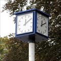 Image for Town clock - Meppel, the Netherlands.