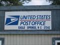 Image for Eagle Springs, NC 27242, USPO