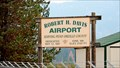 Image for Robert H Davis Airport Elevation - Ione, WA