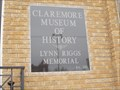 Image for Claremore Museum of History - Claremore, OK
