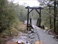 Image for Sugarloaf Stream Swing Bridge - Routeburn Track - New Zealand