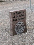Image for Fallen Firefighter Memorial, T or C, New Mexico
