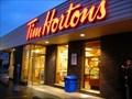 Image for Tim Horton's at Night