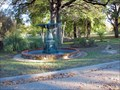 Image for Oakwood Cemetery Fountain -- Corsicana, TX