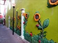 Image for Sunflowers 3D mural - Willemstad, Curacao