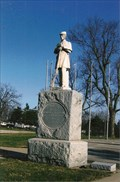Image for Soldiers Monument ~ Centerville, IA