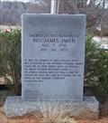 Image for Rev. James Smith - Newburg, AL