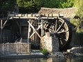 Image for Tom Sawyer Island water wheel - Anaheim, CA