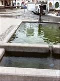Image for Fountain at Dorfplatz - Bergün, GR, Switzerland