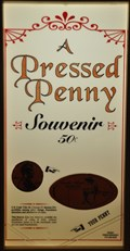 Image for Mark Twain Museum and Gallery Penny Smasher