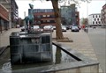 Image for Fountain - Hest overfaldes af Slange - Randers, Denmark