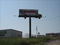 Image for Elevated U-Haul Truck - Roanoke, TX