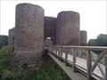 Image for Castell Gwyn - CADW - Abergavenny, Wales.