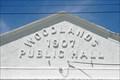 Image for 1907 — Woodlands Public Hall — Woodlands, New Zealand