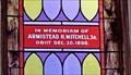Image for Armistead Mitchell Window - St. James Church - Deer Lodge, MT