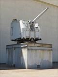 Image for US Navy 5 Inch Gun Turret Mount Display - San Francisco, CA