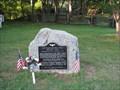 Image for Revolutionary War Burial Site Monument - Langhorne Borough, Pennsylvania