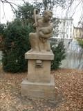 Image for Socha Pastýre / Statue of shepherd - Jaromer, Czech Republik