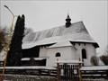 Image for Kostel Nejsvetejší Trojice / The Church of the Holy Trinity - Valašské Mezirící, Czech Republic