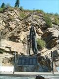 Image for Miner's Memorial - Sunshine Mine, Idaho