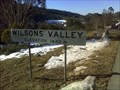 Image for Wilsons Valley, NSW, Australia, elevation 1440 m