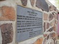 Image for Oatman Historic Marker - Oatman, AZ