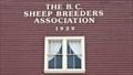 Image for 1929 - B.C. Sheep Breeders Building - Kamloops, BC